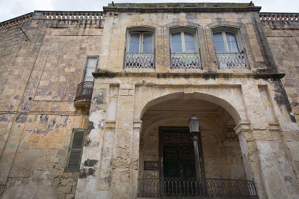 Бывший особняк Елизаветы II и принца Филиппа на Мальте планируют превратить в музей