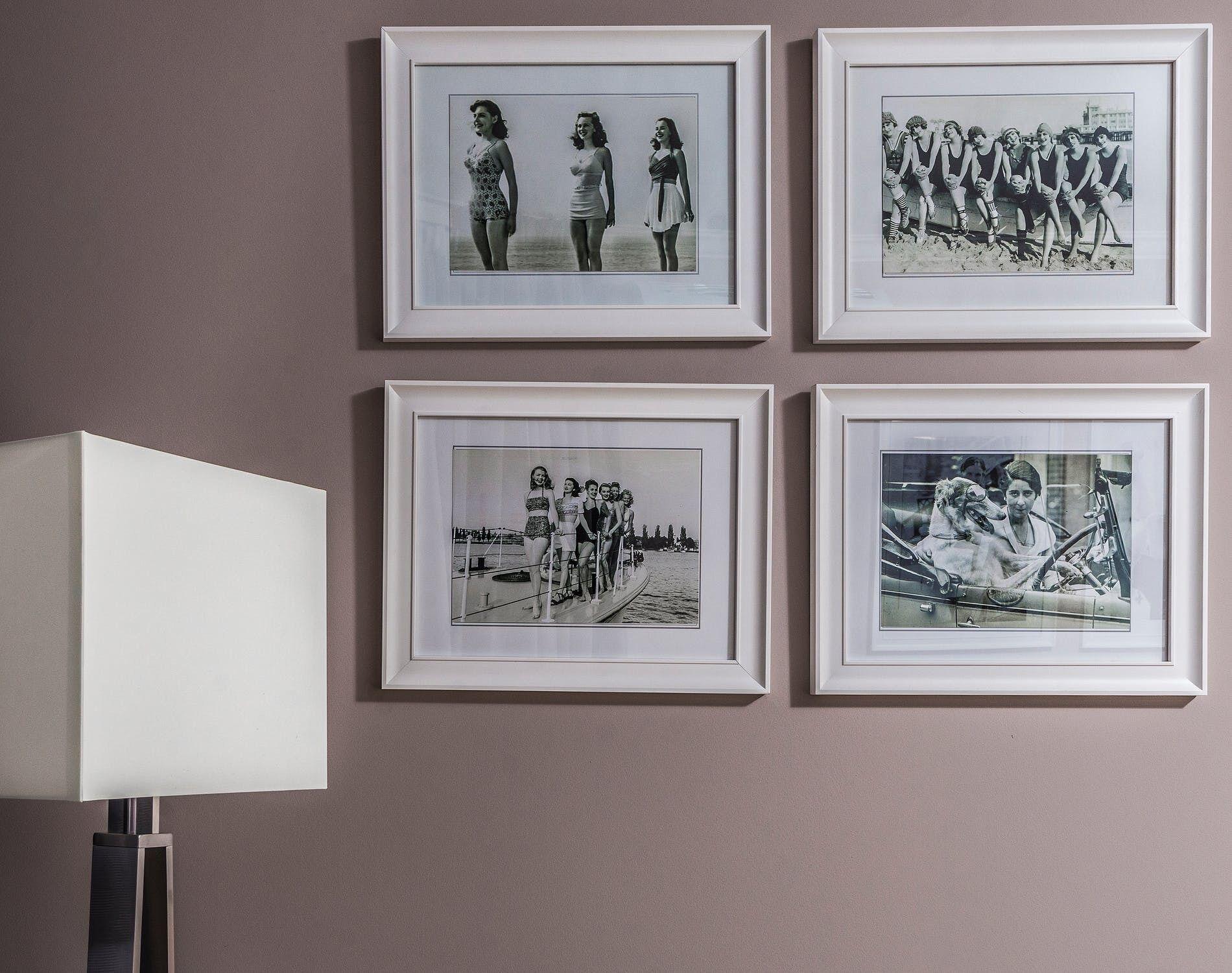 Фото на стіні роблять кімнату атмосферною