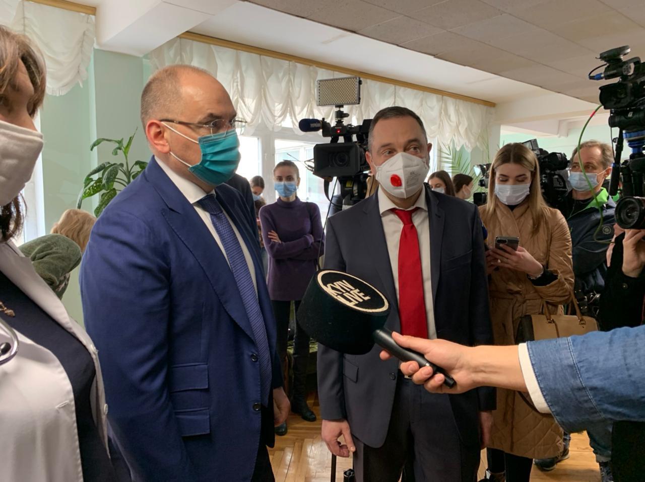 Максим Степанов и Вадим Гутцайт.