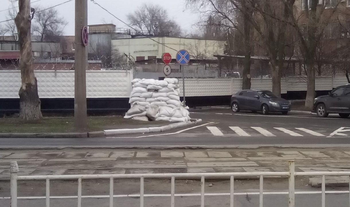 У Донецьку розпочалася підготовка бомбосховищ