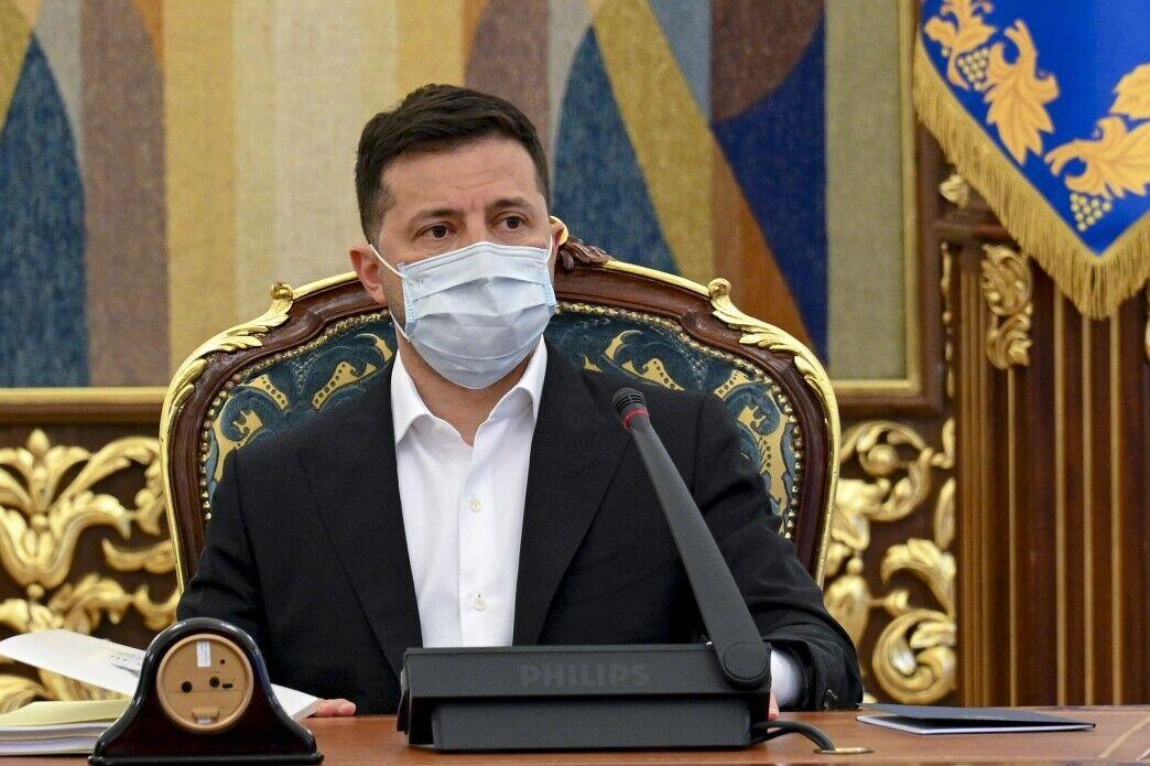 Зеленський підбив підсумки засідання.