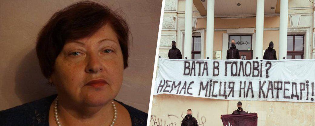 Наталья Семейкина вызвала скандал