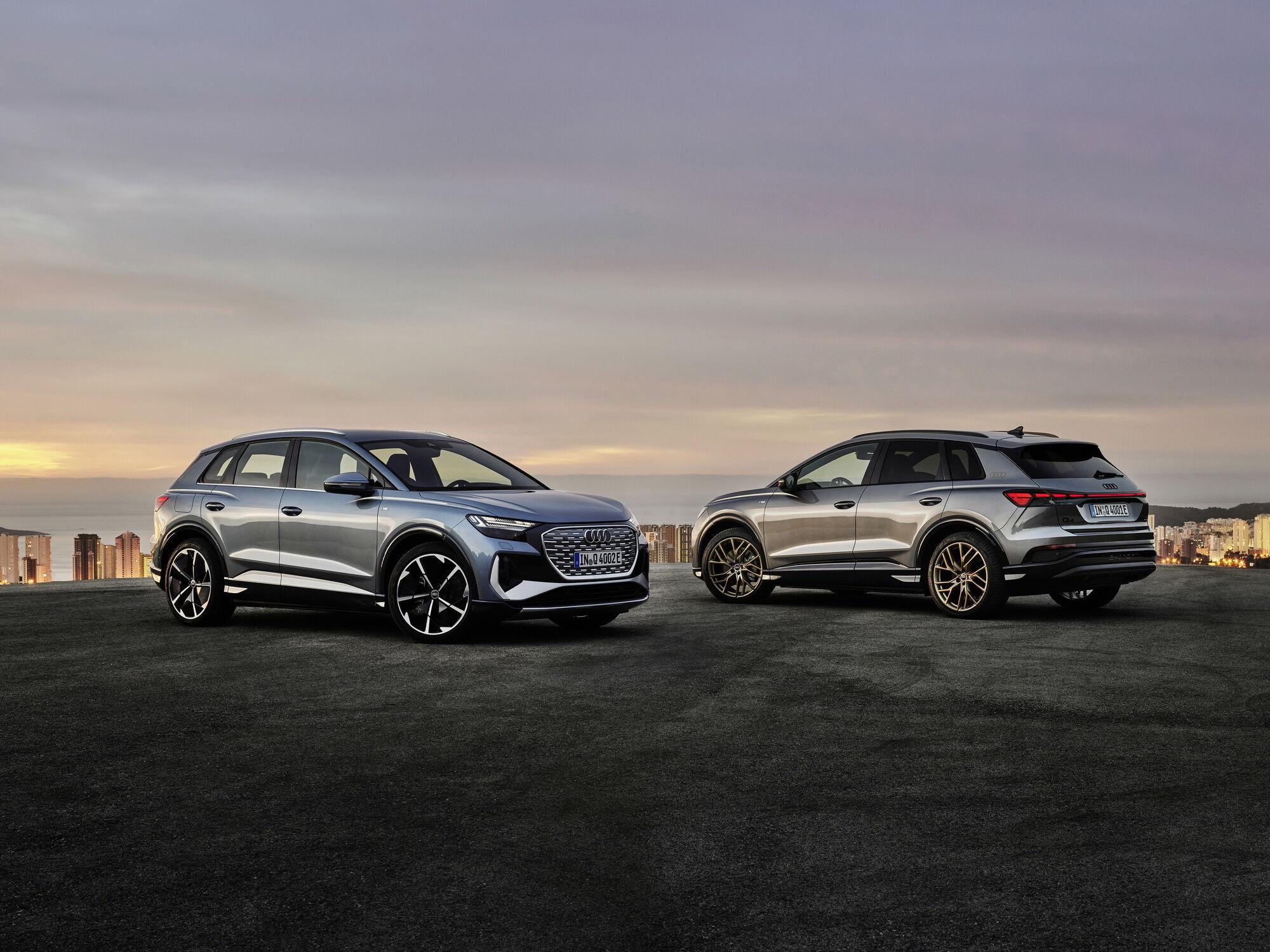 """С новыми компактными """"электричками"""" Audi намерена серьезно потеснить конкурентов"""