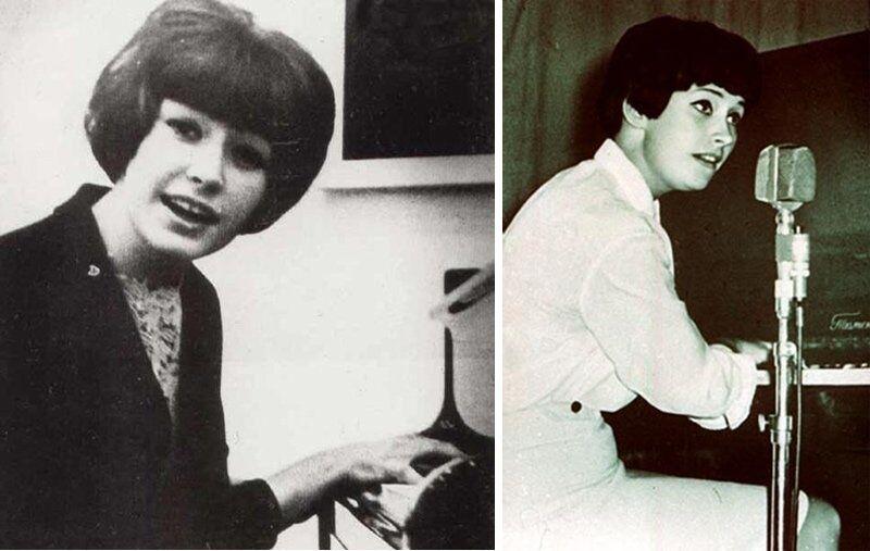 Как выглядела Пугачева в молодости
