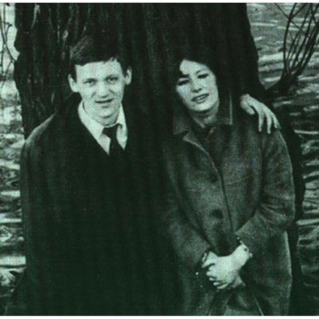 Алла Пугачева с мужем Миколасом Орбакасом