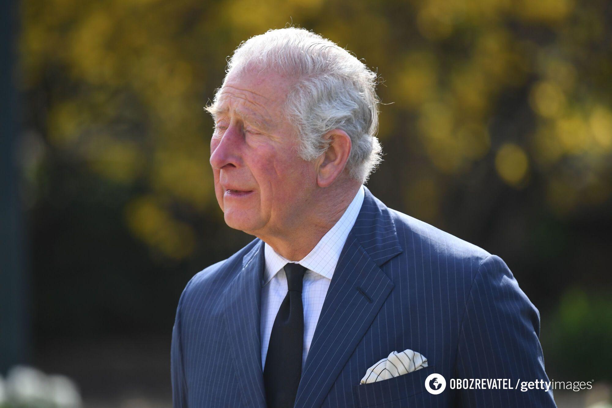 Принц Чарльз был тронут увиденным.