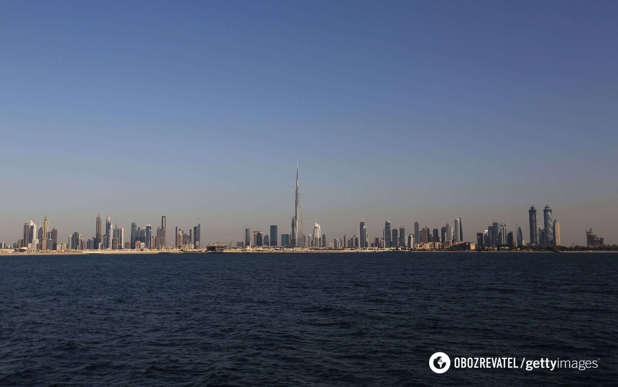 Популярне місто Дубай