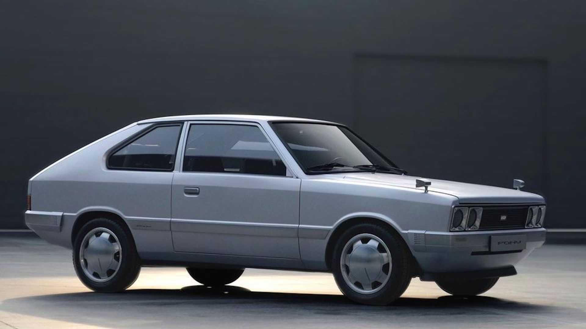 Hyundai Pony Concept 2021