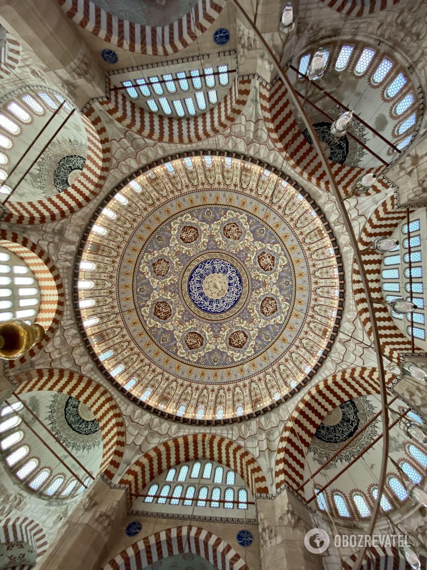 Мечеть Селимие в Эдирне