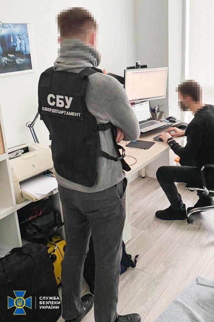 СБУ викрила масштабну агентурну мережу, яка займалася розвідувально-підривною діяльністю на замовлення РФ