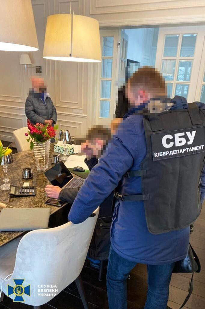 Співробітники СБУ затримали у Києві одну з ключових зловмисниць