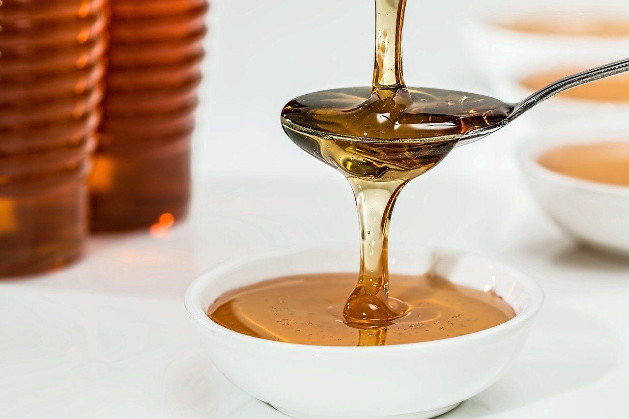 Мед стане найкращою заправкою до курки