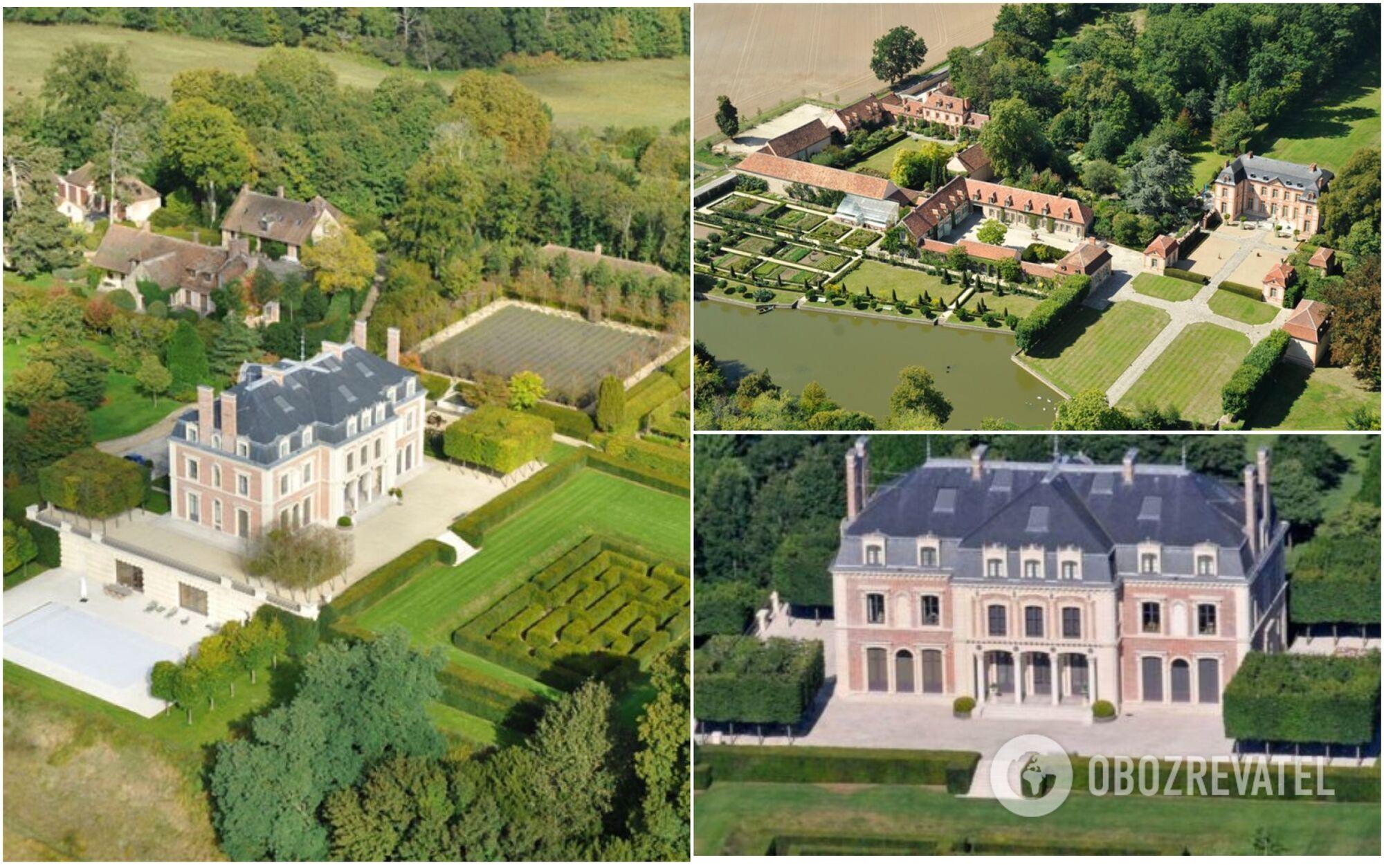 Внутрь этого дворца заглянуть никому не удавалось, кроме прислуги и членов семьи Бернара Арно.
