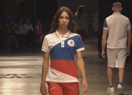 Форма олимпийской сборной России вызвала отвращение у болельщиков
