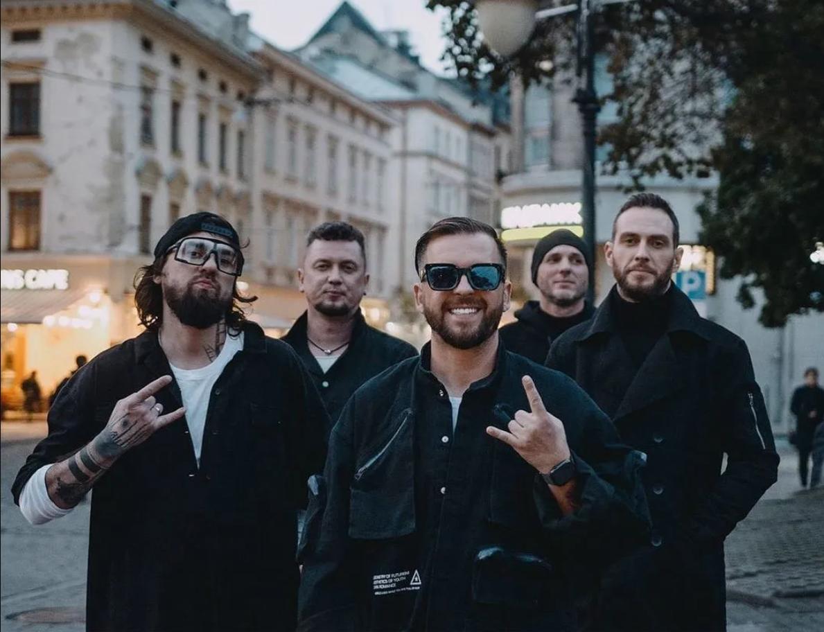 """Украинская рок-группа """"БEZ ОБМЕЖЕНЬ"""""""