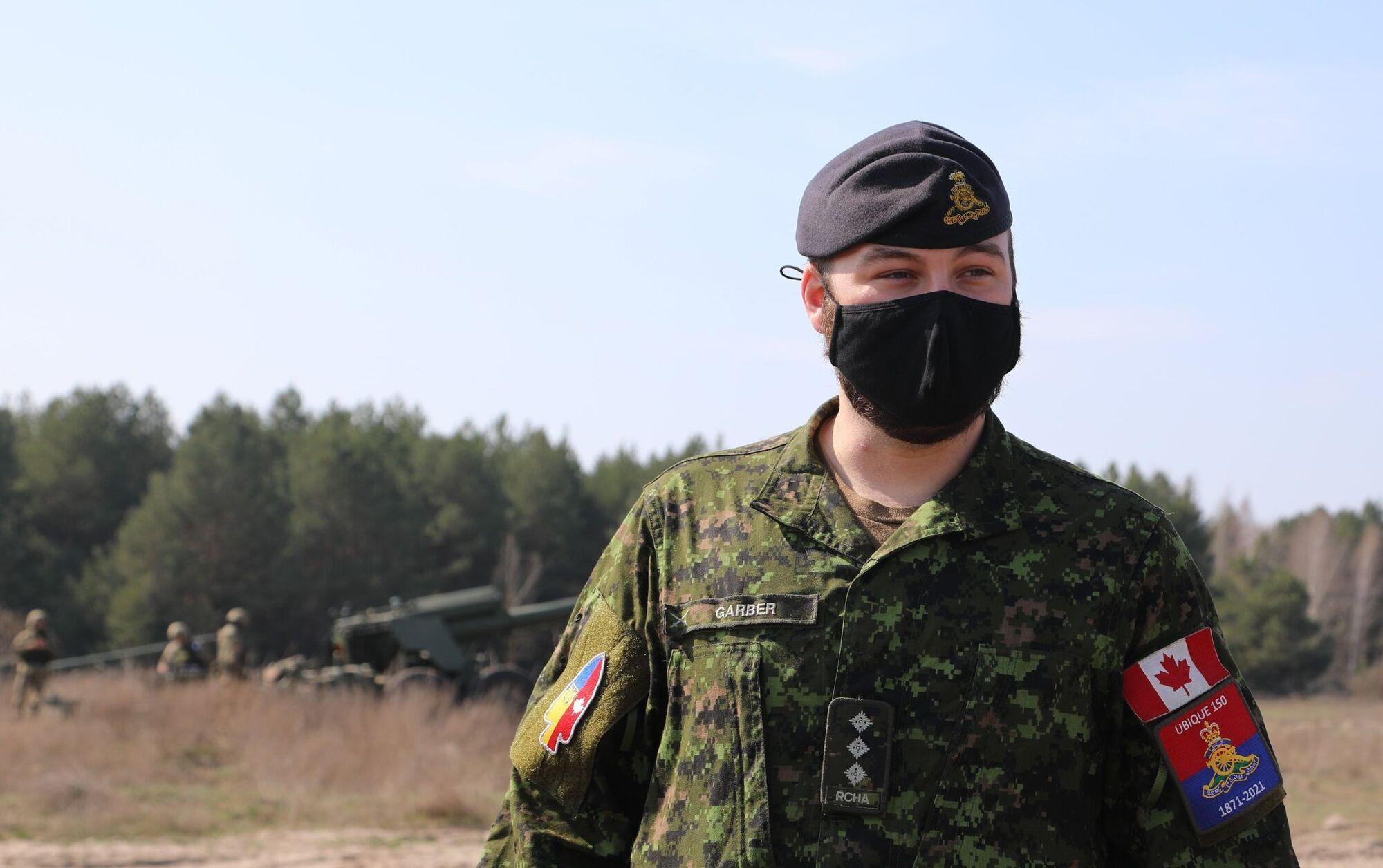 Канадские инструкторы высоко оценили боевую подготовку ВСУ