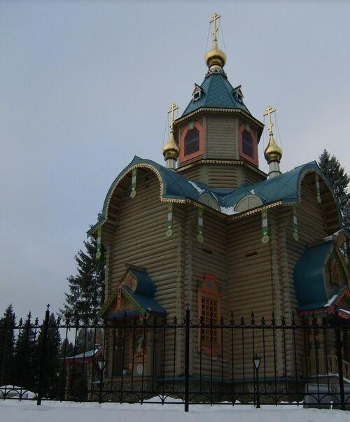 У Путина имеется собственная церковь
