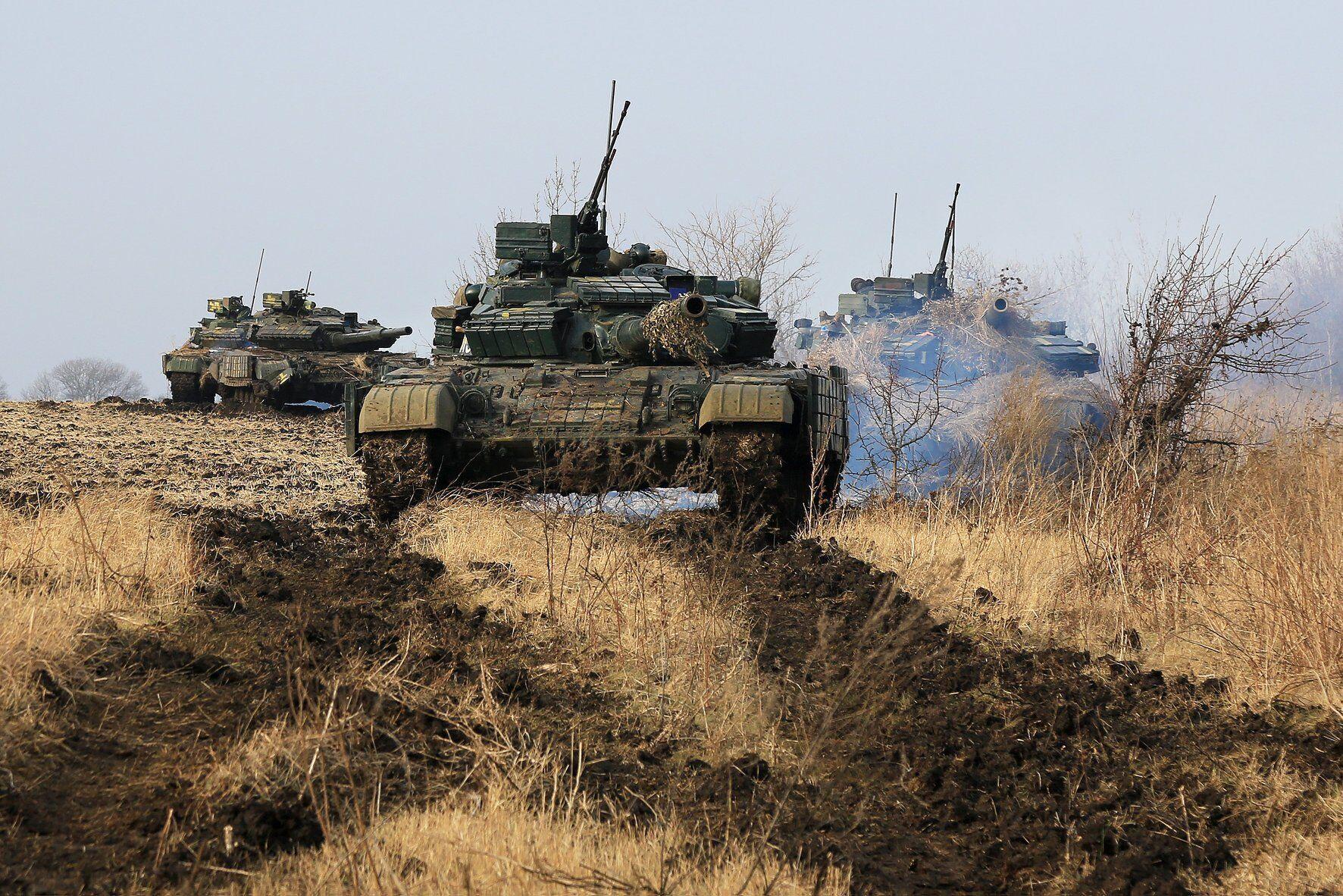 Україні варто розвивати власні Збройні сили
