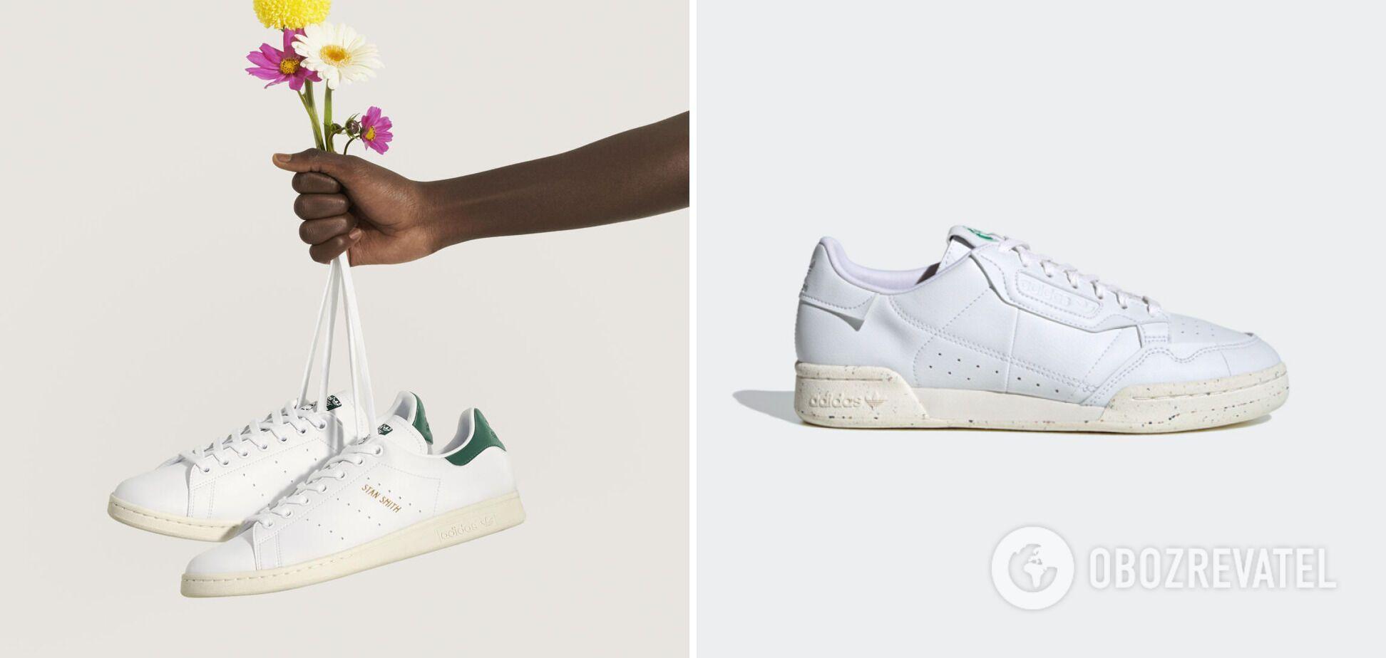 Багато популярних брендів вже давно випускають екологічні кросівки