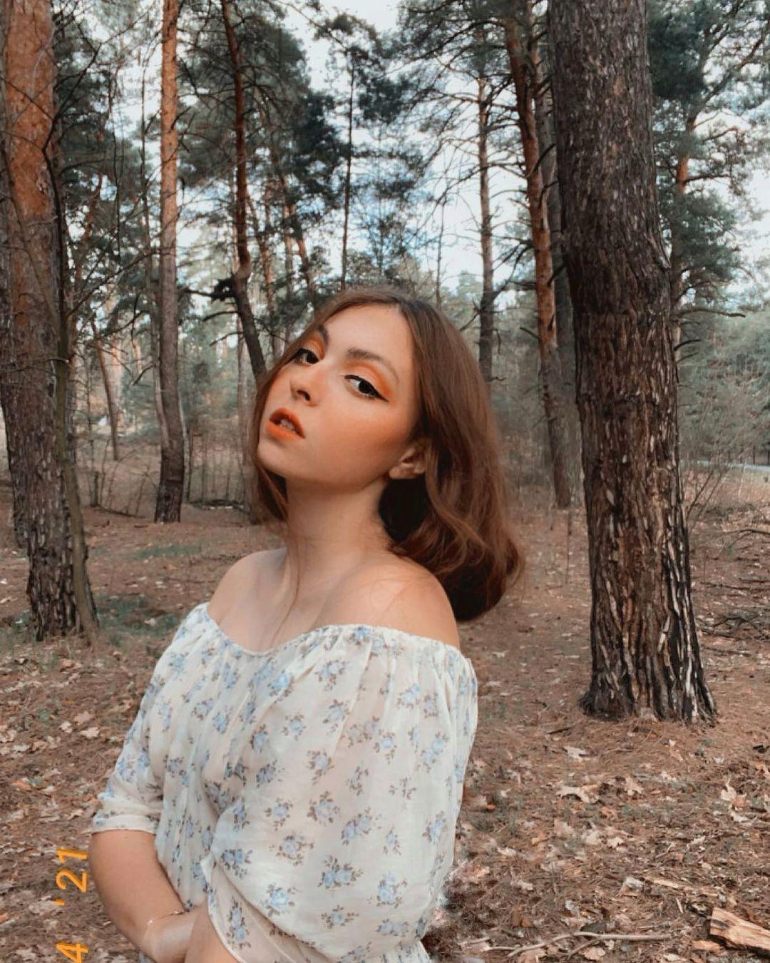 Маша Полякова сделала новую стрижку.