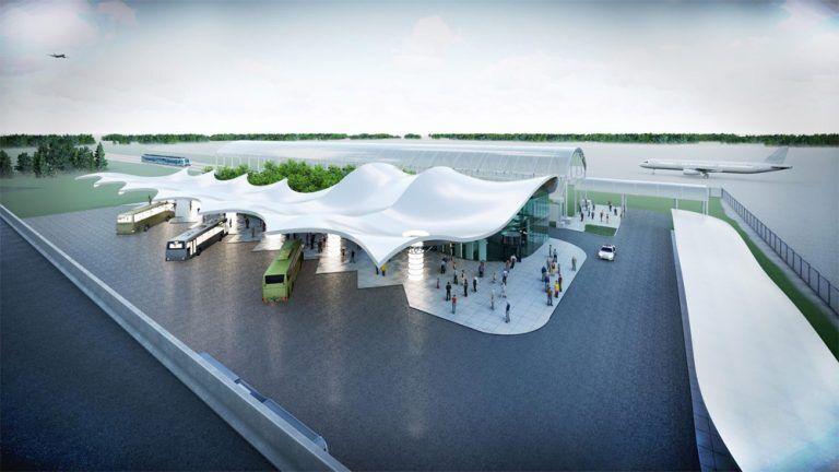 Новый терминал для автобусов могут начать строить в 2021 году.