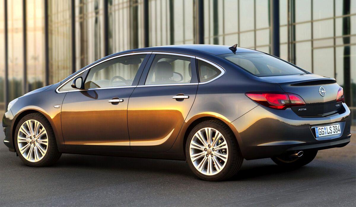 Opel Astra – проверенный автомобиль