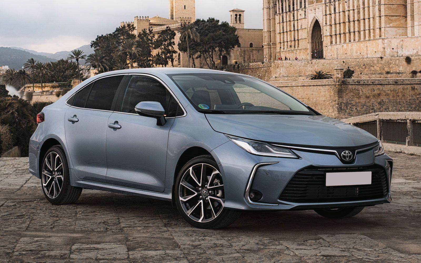Toyota Corolla стоит от 511 000 грн