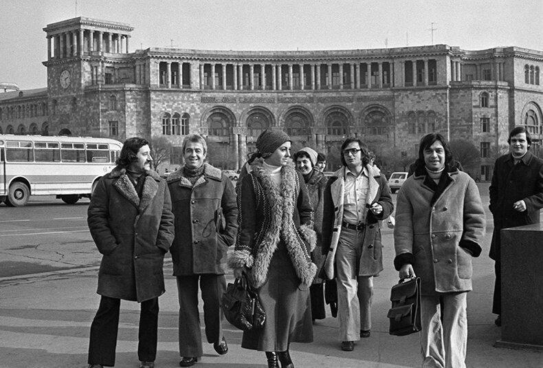 У СРСР були дуже популярними дублянки