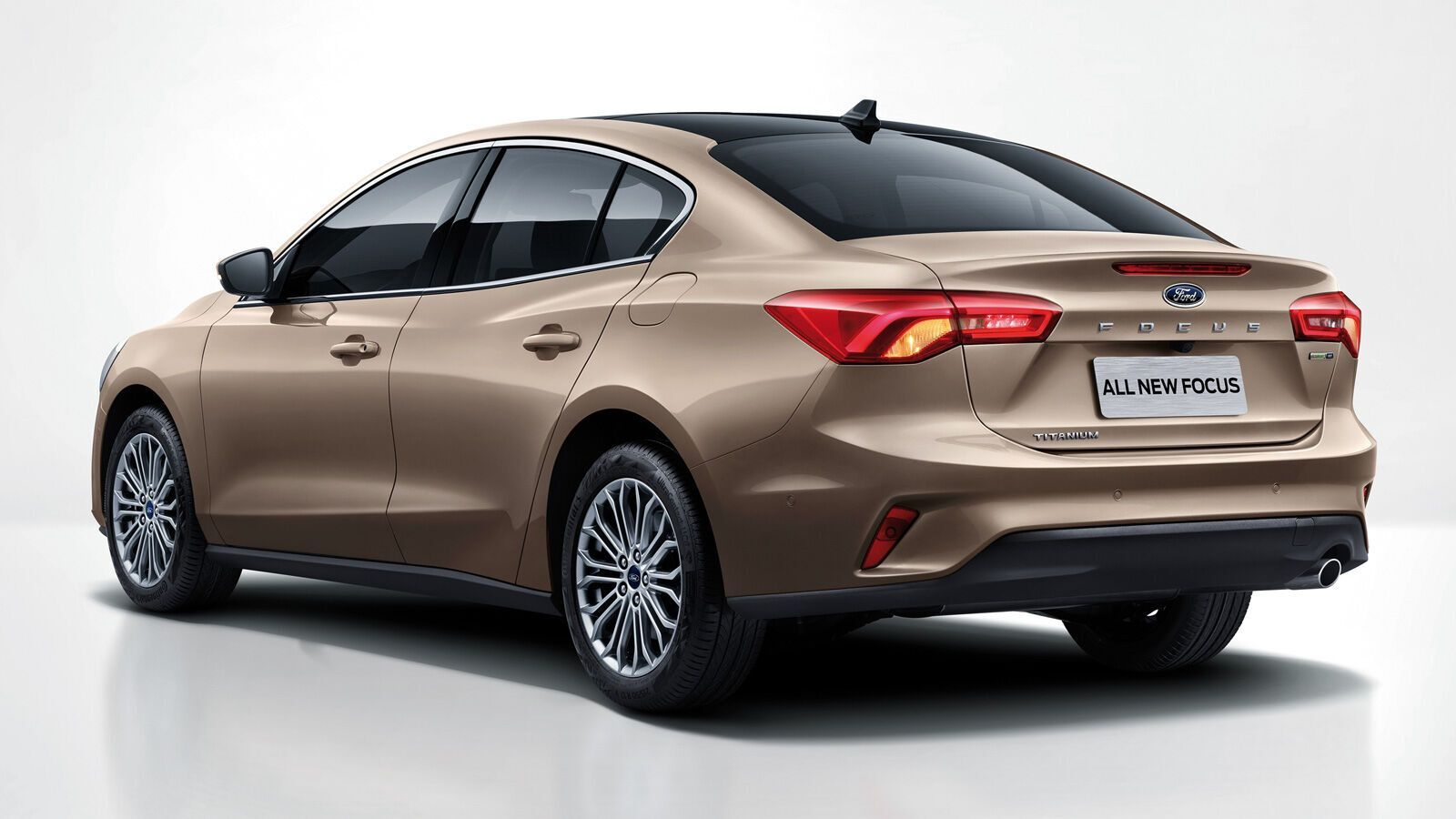 У Ford Focus элегантная внешность