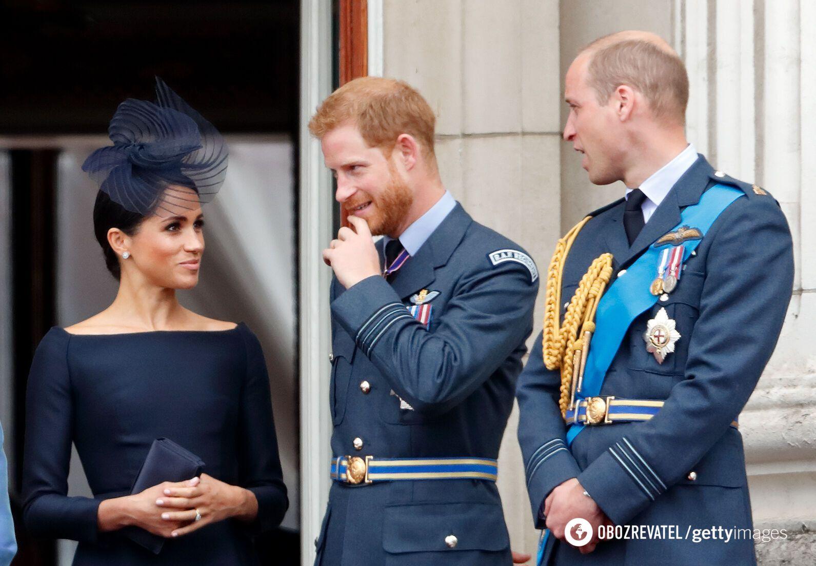 На процессию в часовню принц Уильям пойдет с Питером