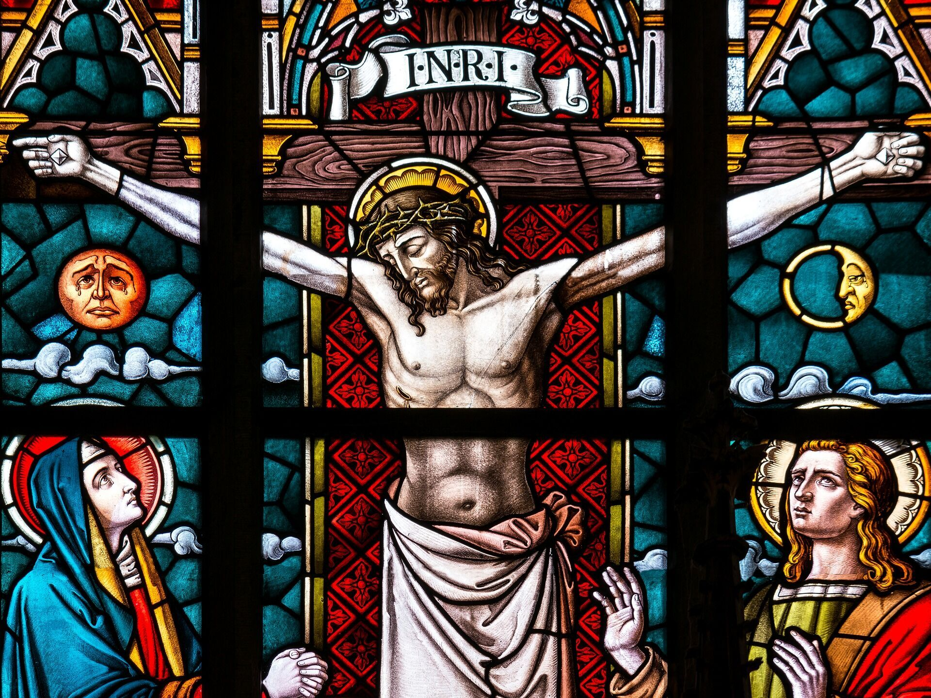 """Усю ніч на Страсну П'ятницю храми здійснюють службу """"Дванадцяти Євангелій"""""""