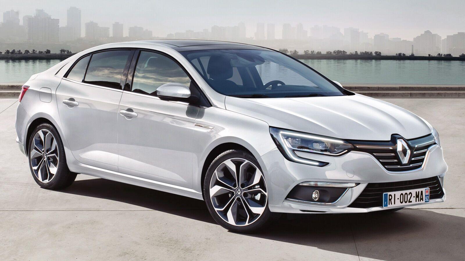 Renault Megane стоит 432 000 грн