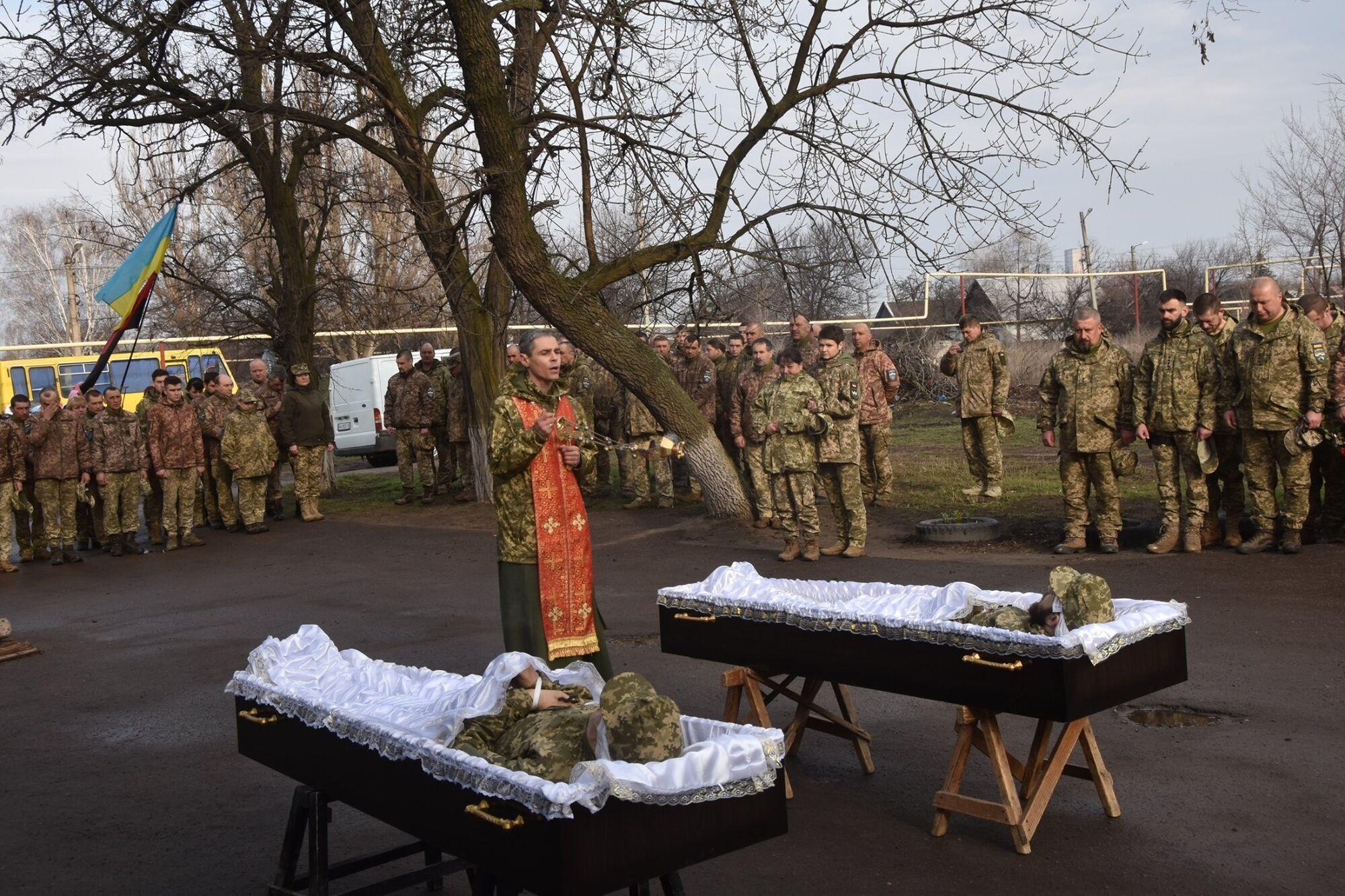 10-та гірсько-штурмова бригада ЗСУ втратила двох воїнів
