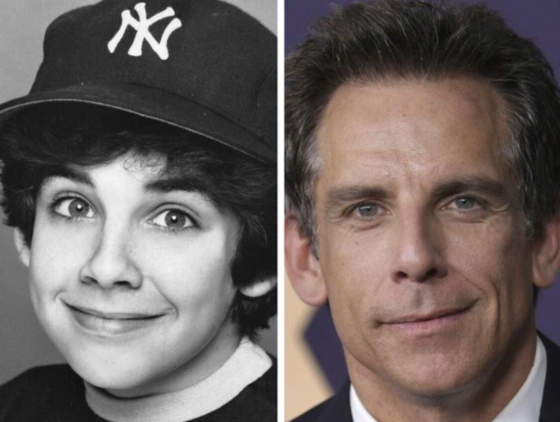 Бен Стіллер знявся в телесеріалі з мамою, коли йому було 10 років