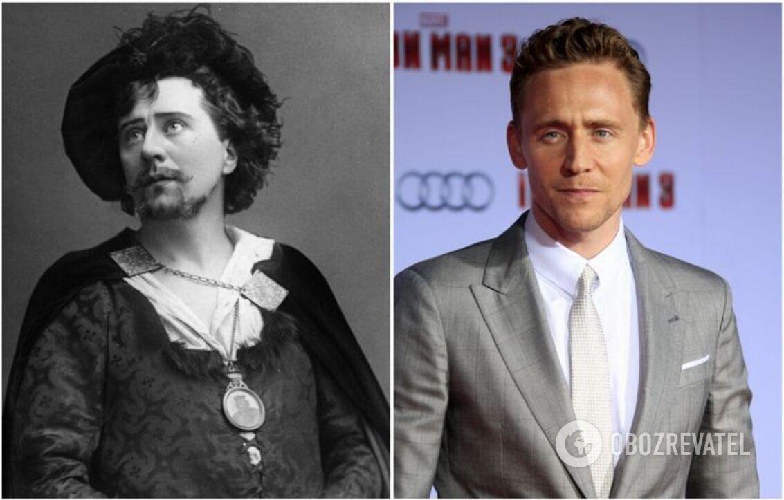 Актер Герберт Бирбом Три эпохи 1800-х и Том Хиддлстон обожают Шекспира