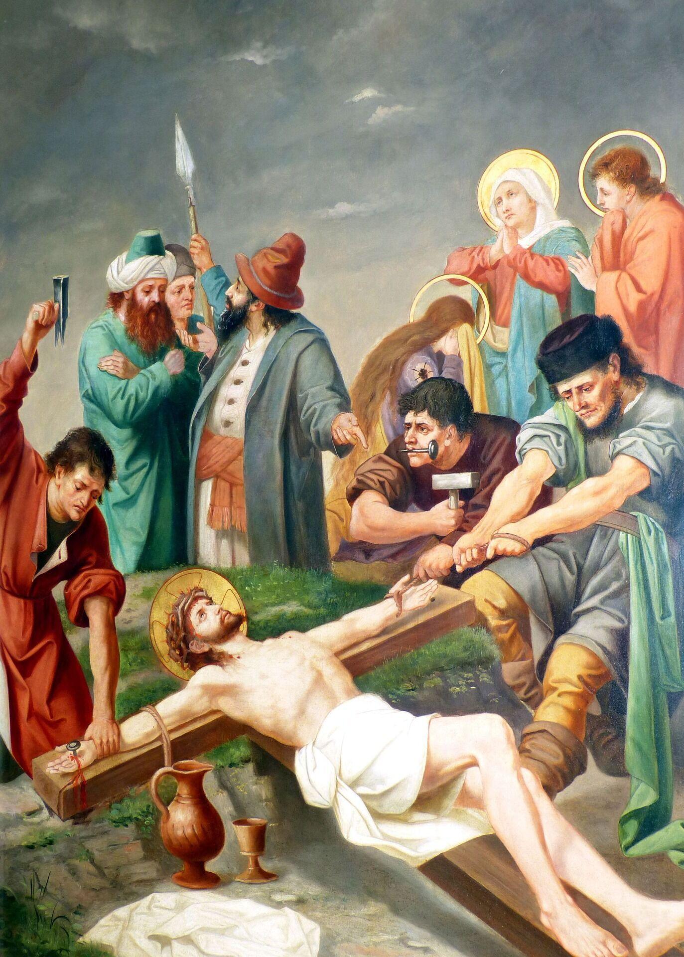 Ісус був розп'ятий у п'ятницю перед єврейським Песахом
