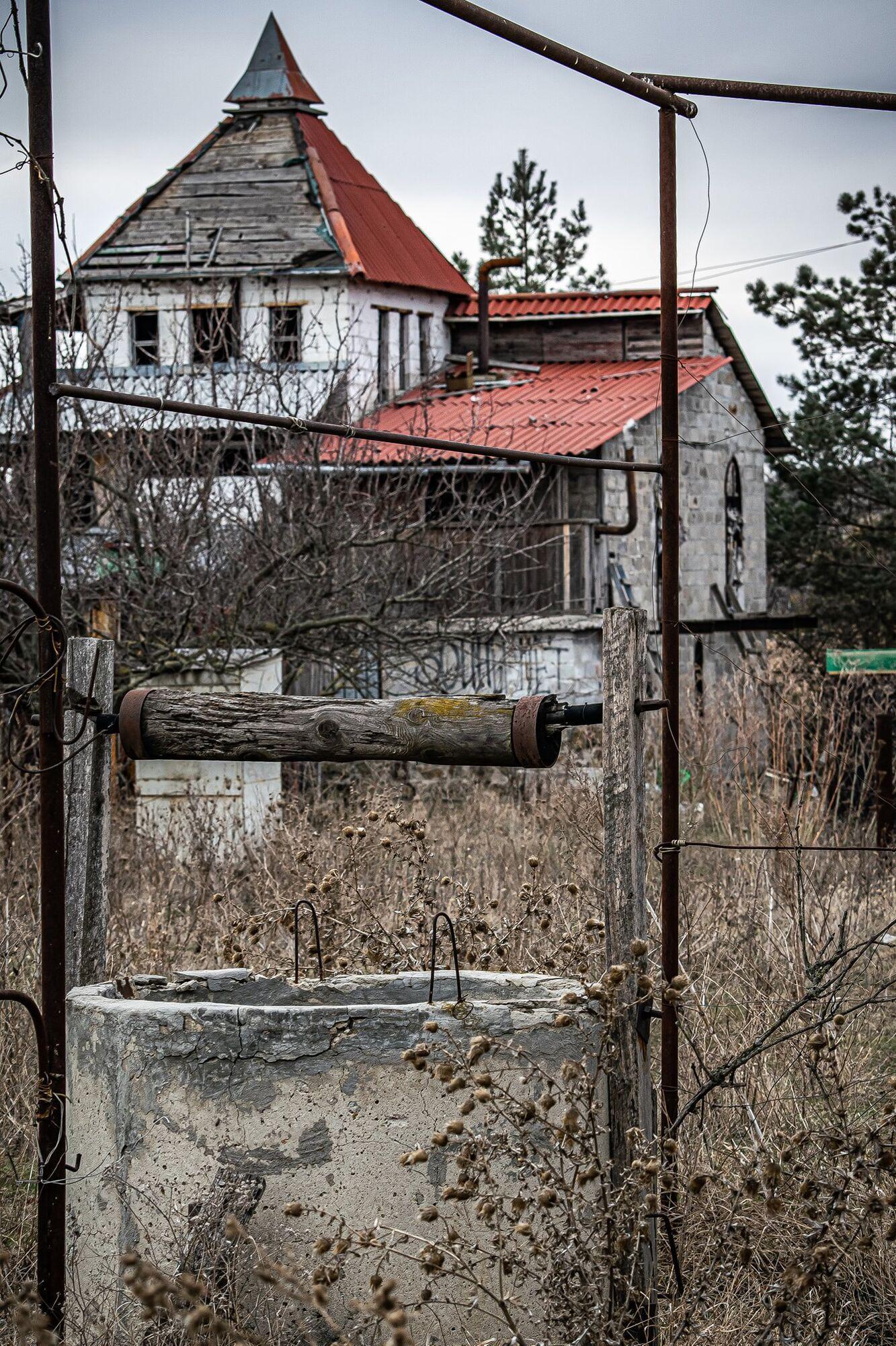 Будинки у Водяному залишилися без дахів