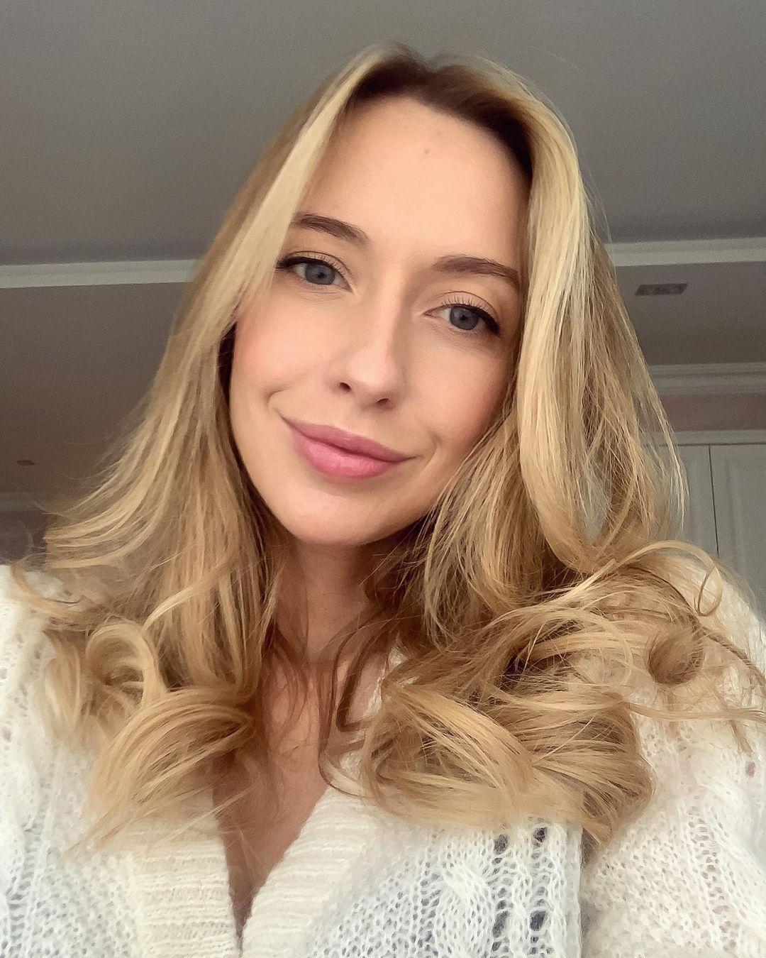 Жена Караваева - Инна Караваева