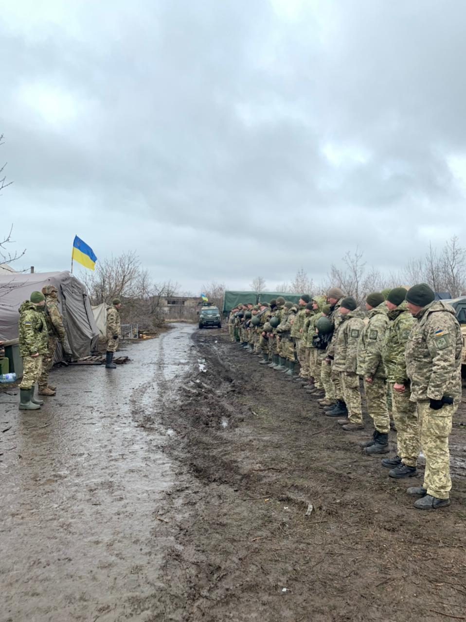 Прикордонники тренували дії в оборонному бою