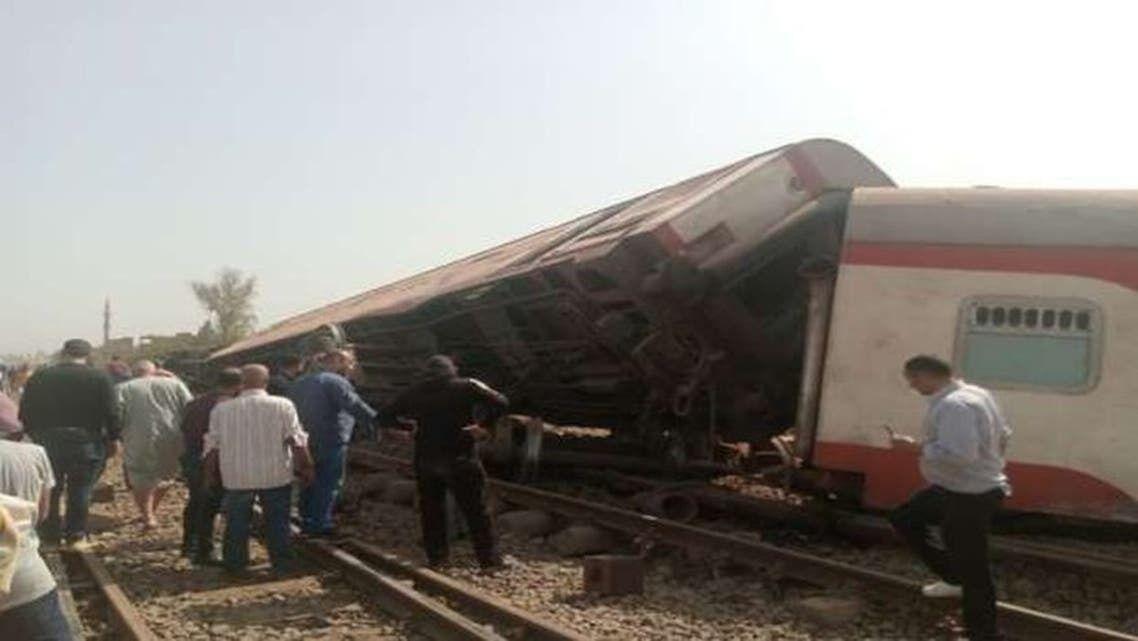 У Єгипті потяг зійшов з рейок: загинуло понад 30 осіб, більше 100 поранені. Відео