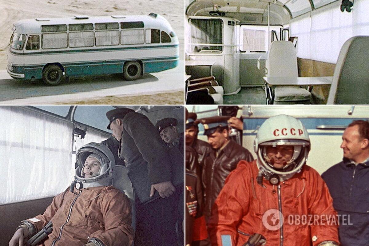 Юрий Гагарин 60 лет назад первым отправился в космос