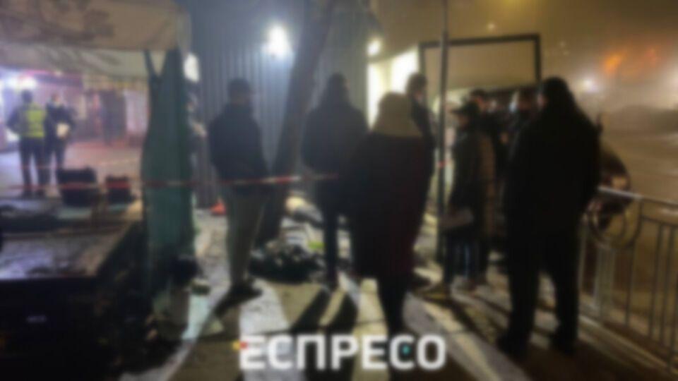 Инцидент произошел около полуночи 18 апреля