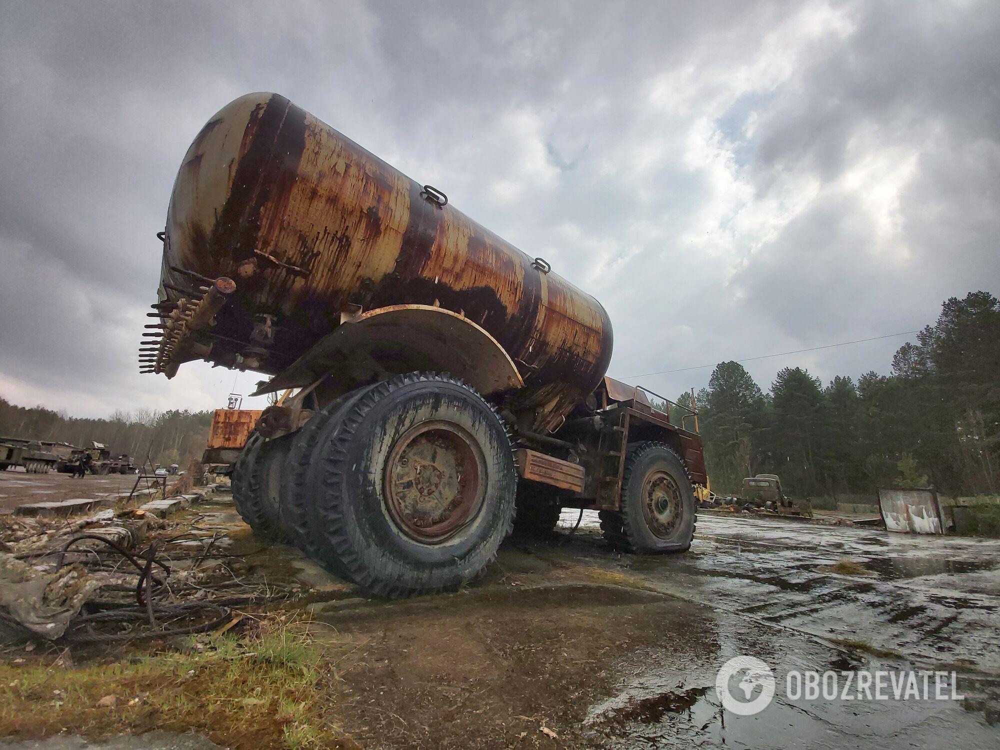 АТП у Прип'яті