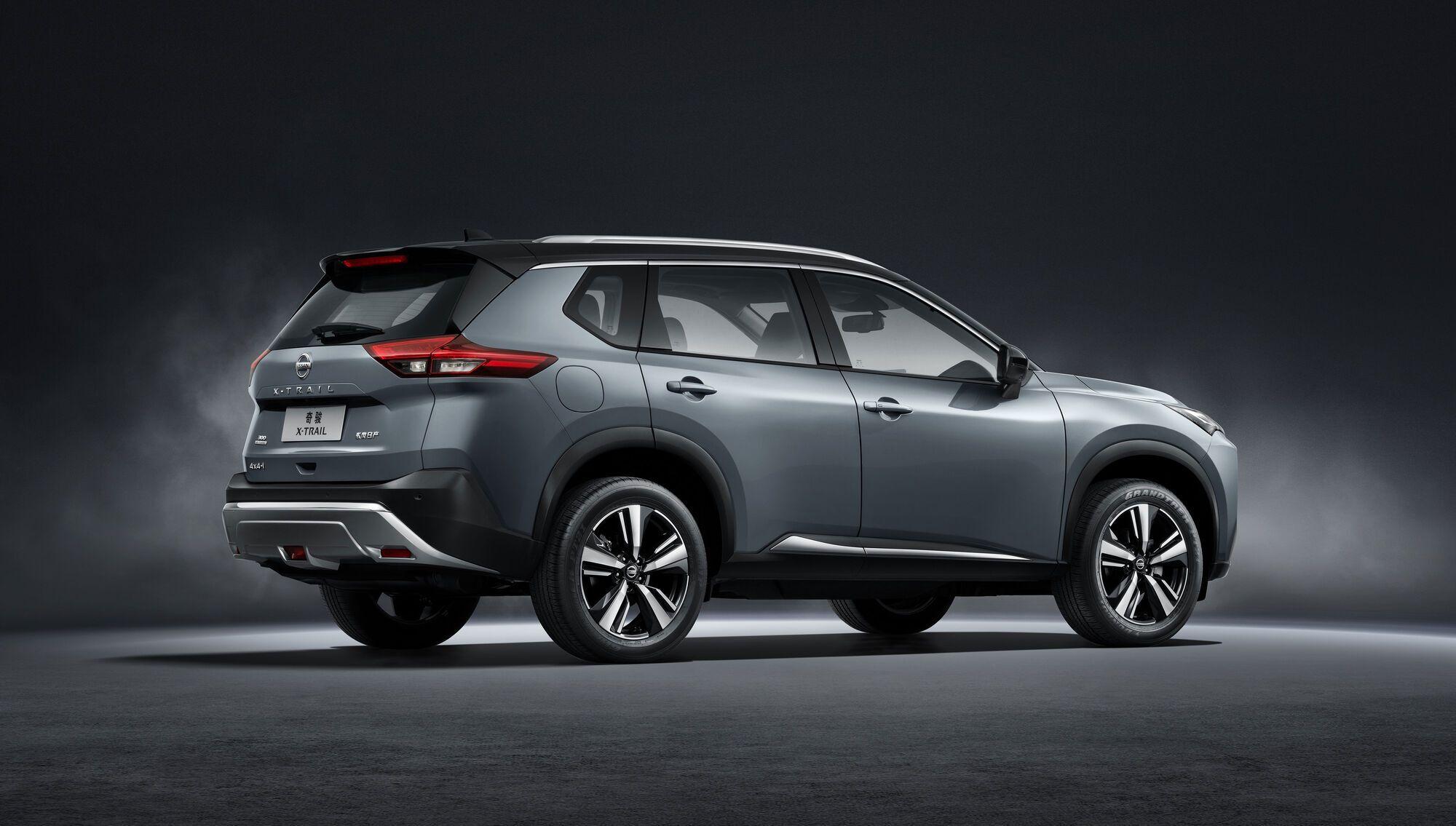 Оновлений Nissan X-Trail вийде в 2022 році
