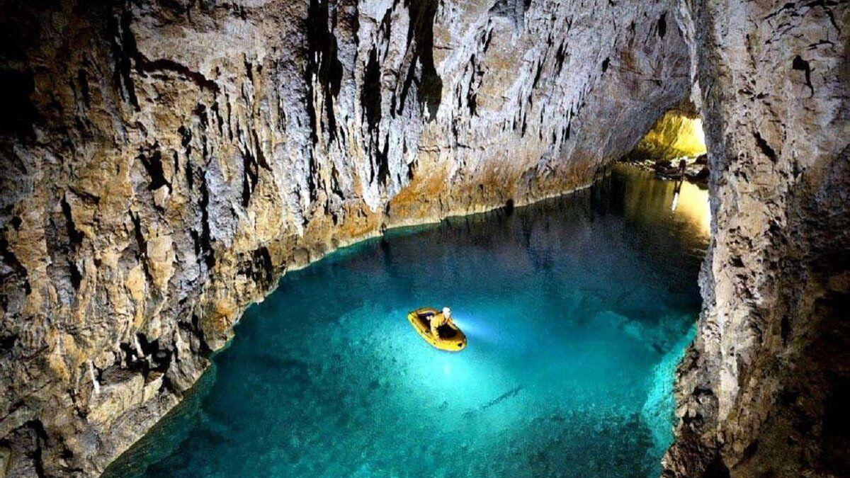 Оптимистическая пещера: настоящая жемчужина Тернопольщины