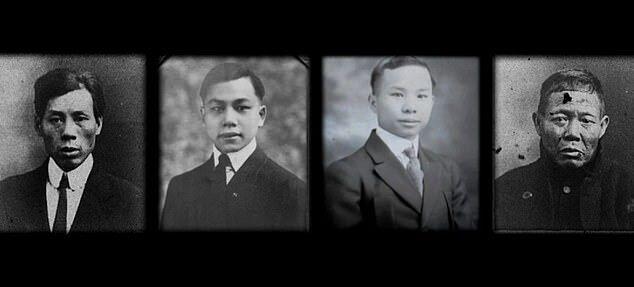 """Новий документальний фільм """"Шість"""" розповідає про шість китайців, які вижили на Титаніку."""