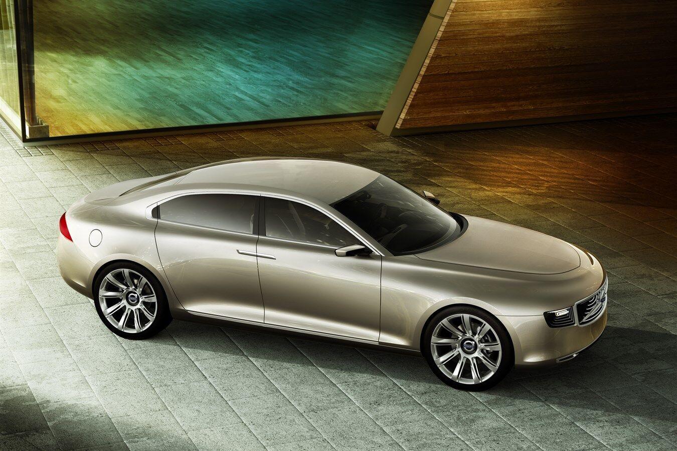 Розкішний седан Volvo так і не вирушив у виробництво