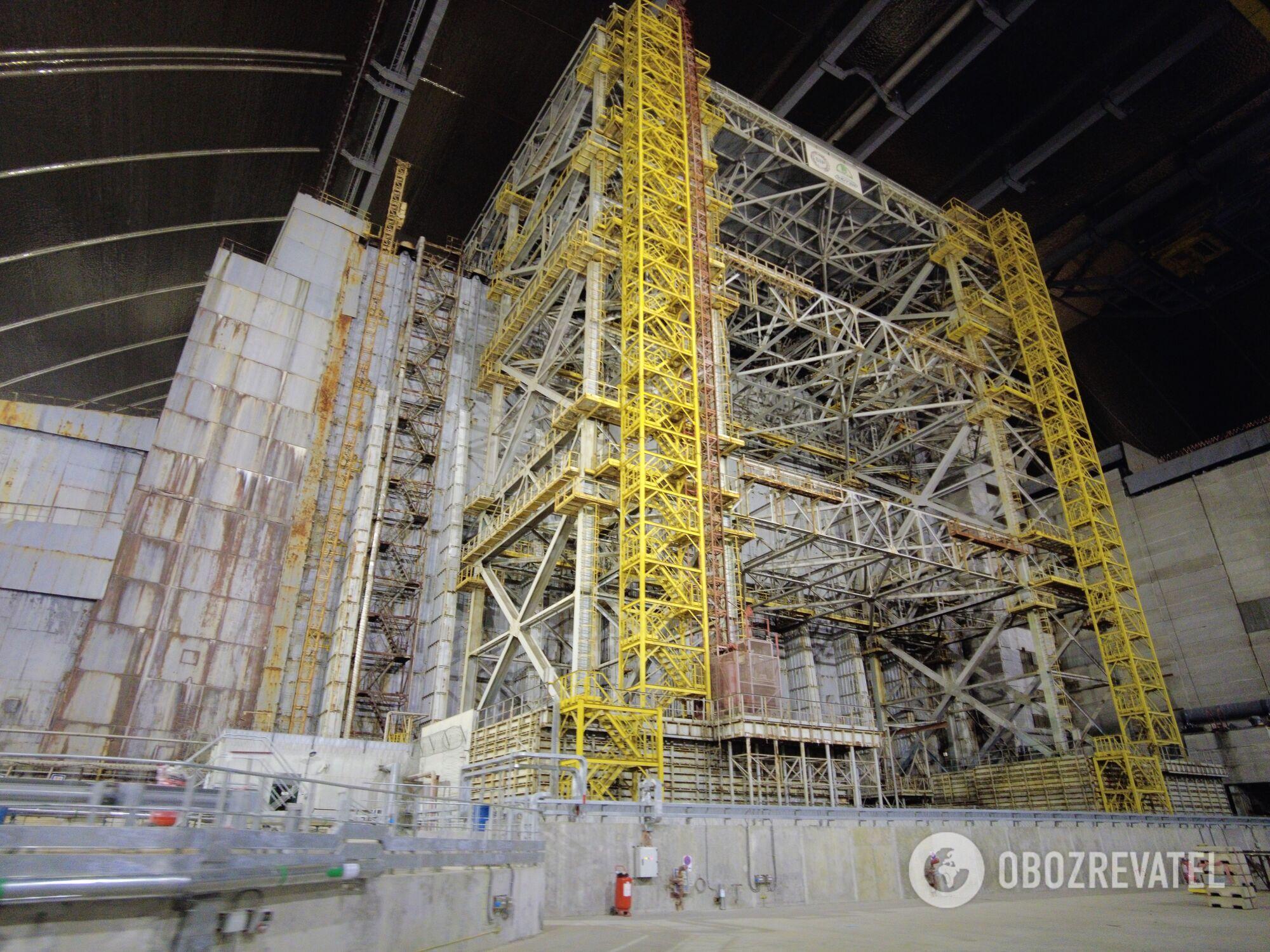 Четвертий реактор Чорнобильської АЕС