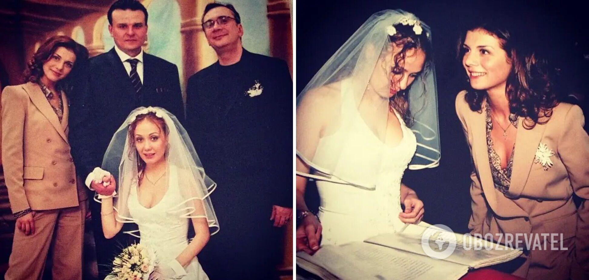 Євгенія вийшла заміж за Дмитра Костюка