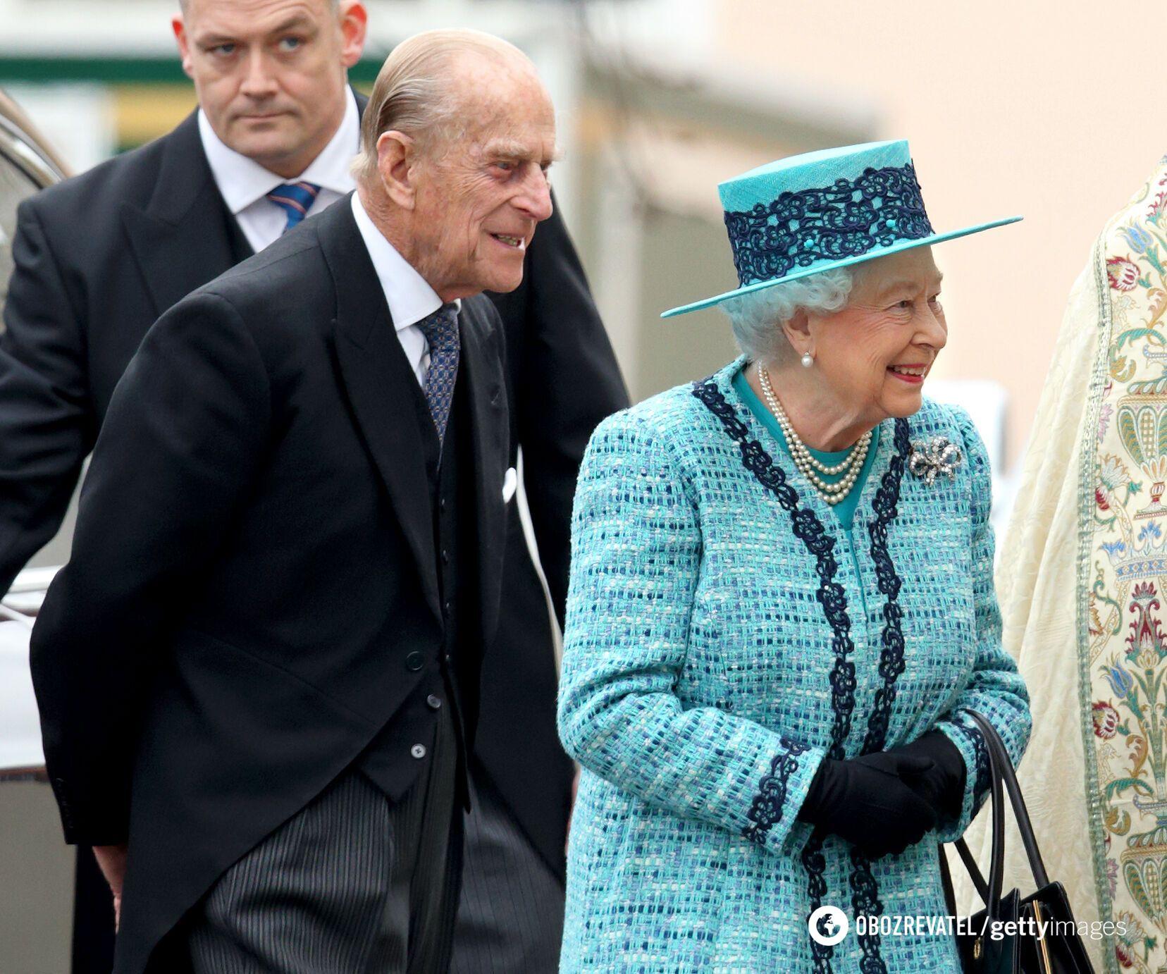 Королева вперше відзначатиме свято тільки в оточенні прислуги